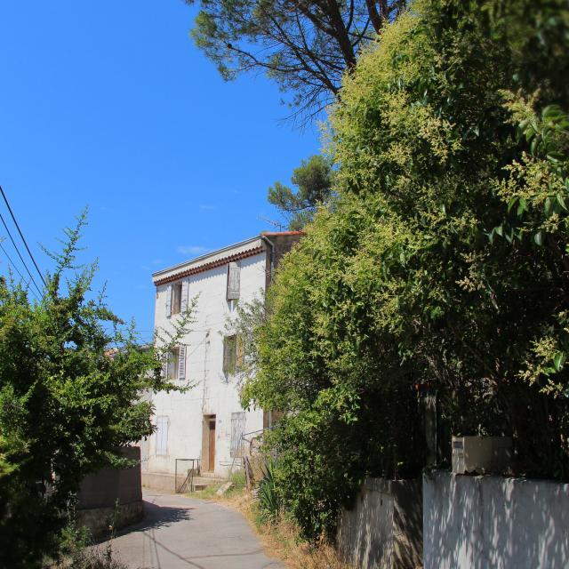 Rue Village La Bouilladisse Oti Aubagne