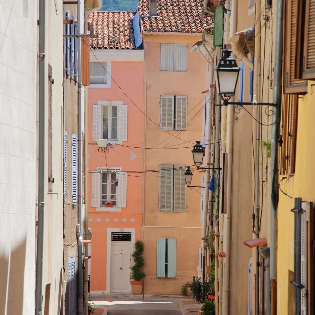 Ruelle Provençale Saint Zacharie Oti Aubagne