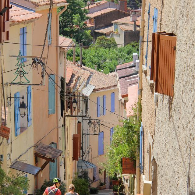Ruelle Provence Roquevaire Oti Aubagne
