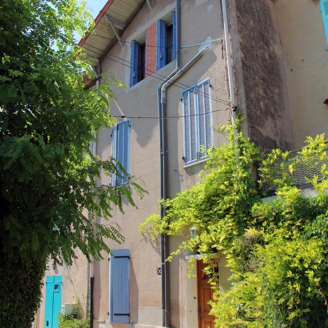 Ruelle Village La Bouilladisse Oti Aubagne