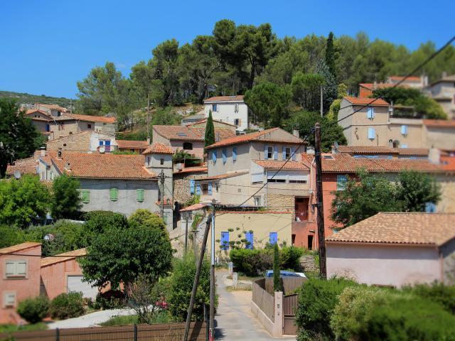 Village Maisons La Bouilladisse Oti Aubagne