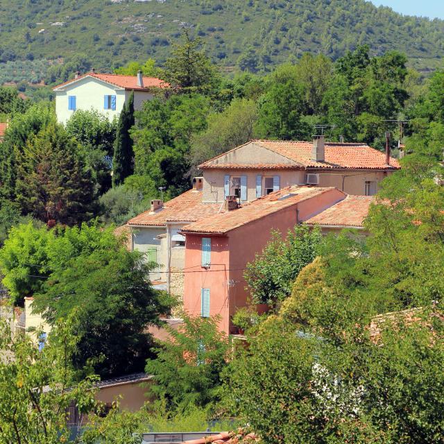 Village Massif La Bouilladisse Oti Aubagne