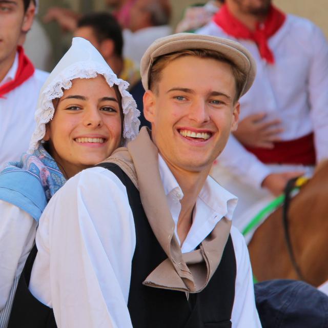 Costumes Cavalcade Lascours Oti Aubagne