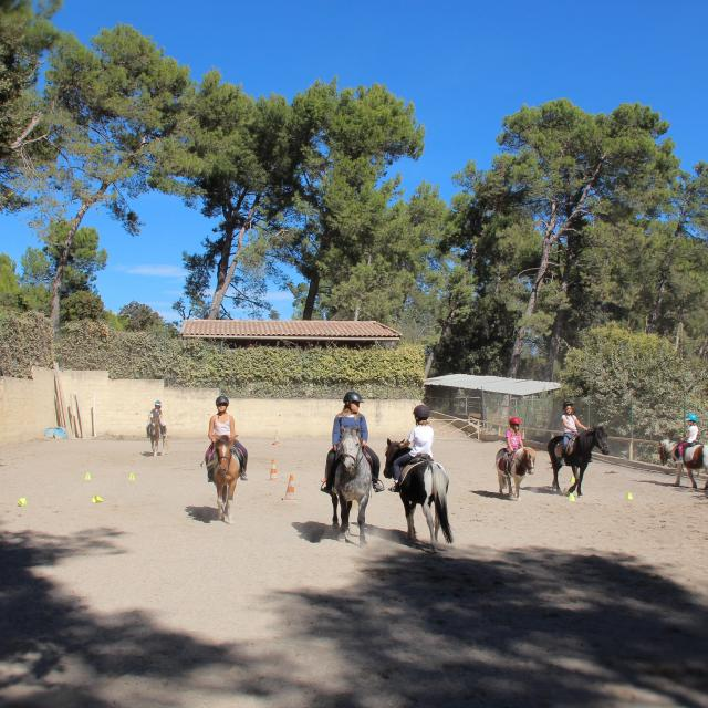 Equitation Centre Equestre La Provence A Cheval Oti Aubagne