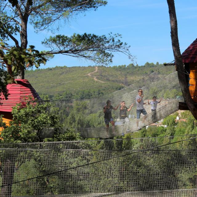Famille Parc Bois Des Lutins Peypin Oti Aubagne
