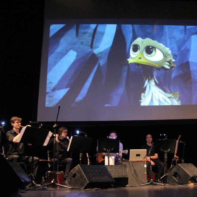 Fifa Cinema Musique Cine Concert Oti Aubagne