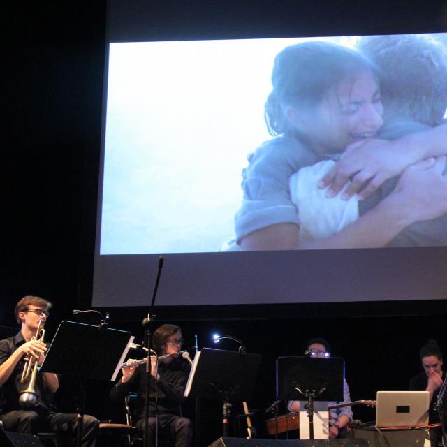 Fifa Musique Cinema Cine Concert Oti Aubagne