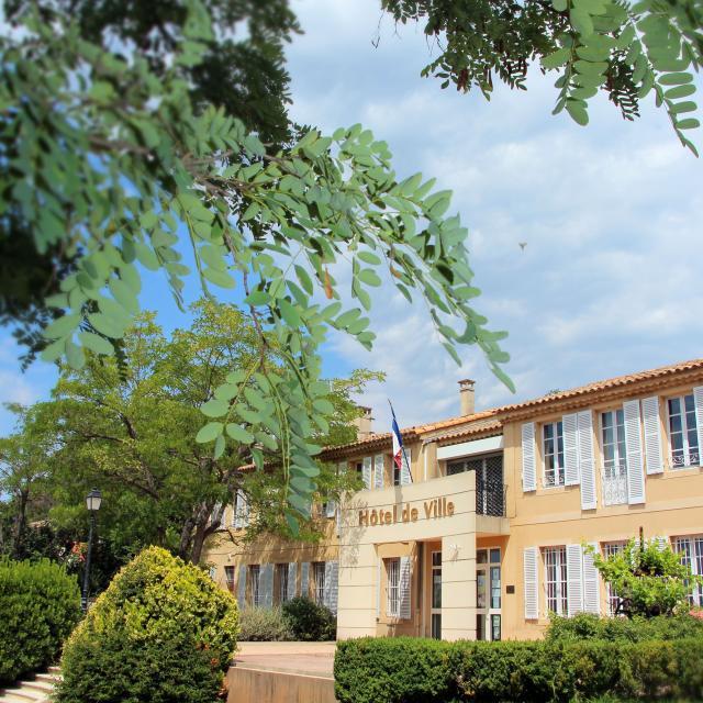 Mairie Belcodene Oti Aubagne