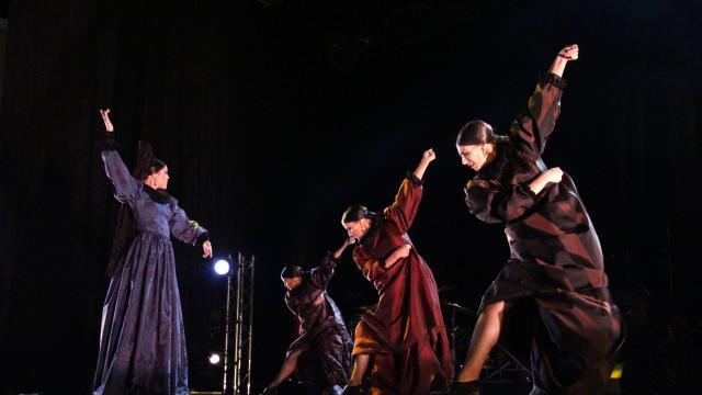 Nuits Flamencas Culture Aubagne Spectacle Danseuses Oti Aubagne