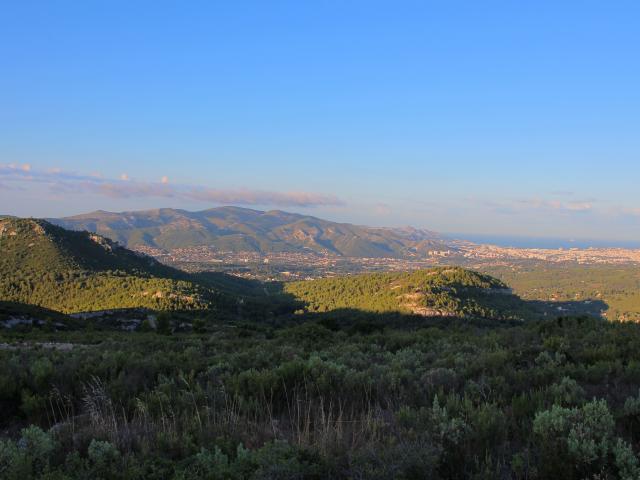 Panorama Collines Massif De L'etoile Oti Aubagne