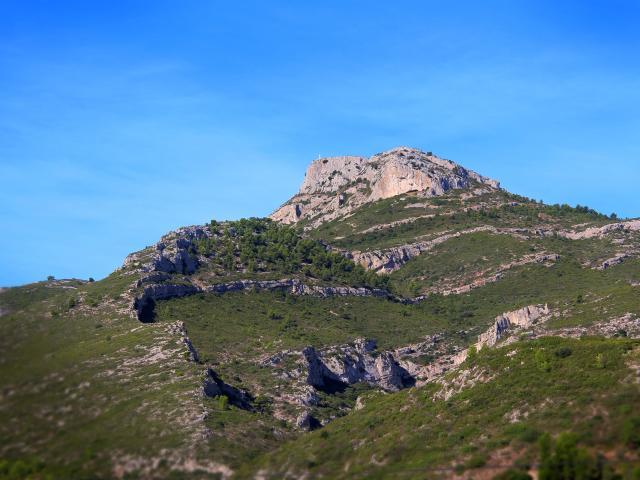Panorama Massif Garlaban Nature Oti Aubagne