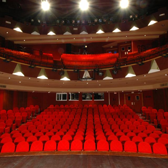 Salle Theatre Comoedia Aubagne