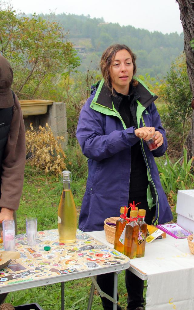 Visite Degustation Terre De Safran Roquevaire Oti Aubagne