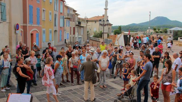 Visites Ville Journees Europeennes Du Patrimoine Aubagne Oti Aubagne