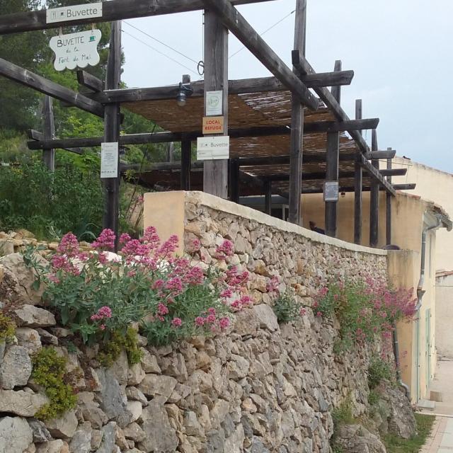 Chemin buvette Font de Mai OTI_Aubagne