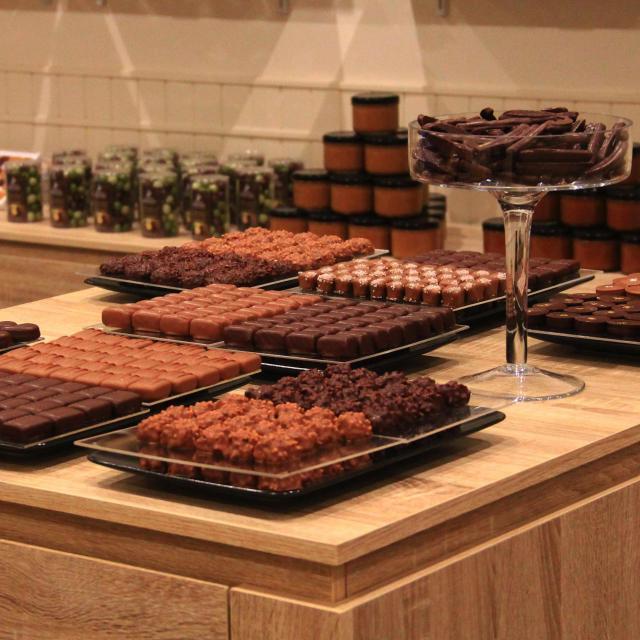 Clément et Olivier - Biscuiterie et salon de thé - Gastronomie, chocolats - OTI_Aubagne