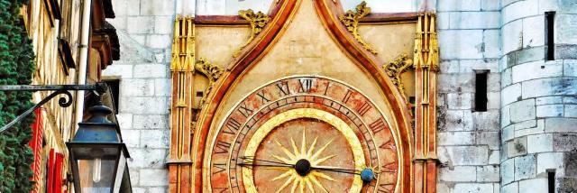 Cadran horloge