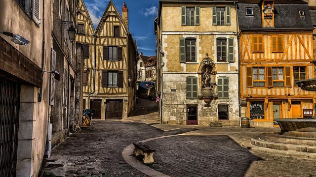 Place St Nicolas