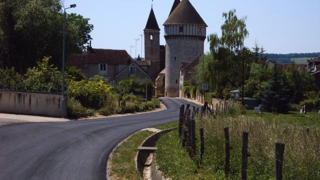 Chitry le Fort-village-vignoble-Auxerrois