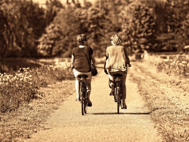 Vélo-chemin de hallage-itinérance-tranquilité-canal Nivernais