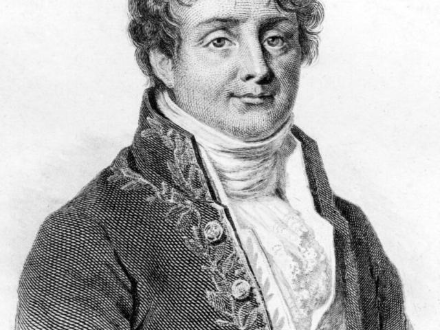 Joseph Fourier-mathématicien-Auxerrois célebre