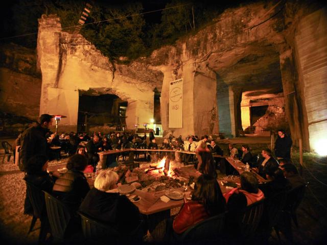 Soirée Trappeur à La Grotte