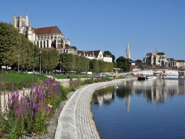 Auxerre En Petites Foulées Josette Laliaux (2)