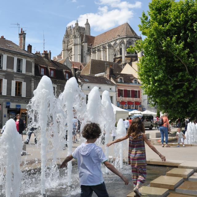 Auxerre Raconté Aux Enfants Josette Laliaux