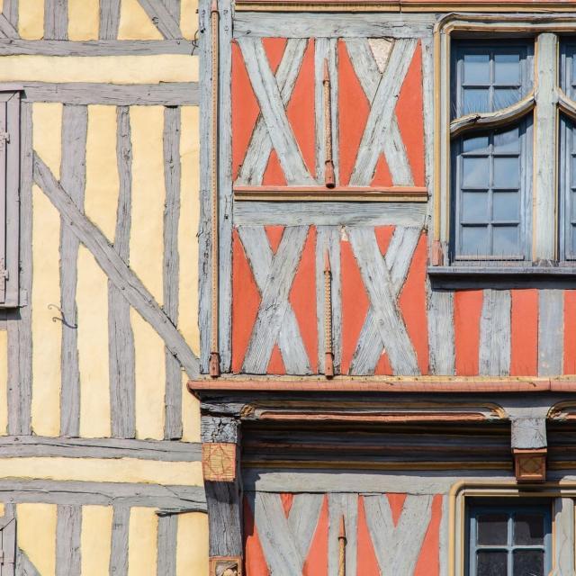 Plus Belles Maisons D'auxerre © Canva