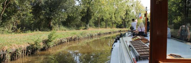 Croisière Canal du Nivernais