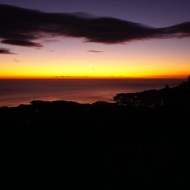 Randonnée Madeloc Lever Soleil (2)