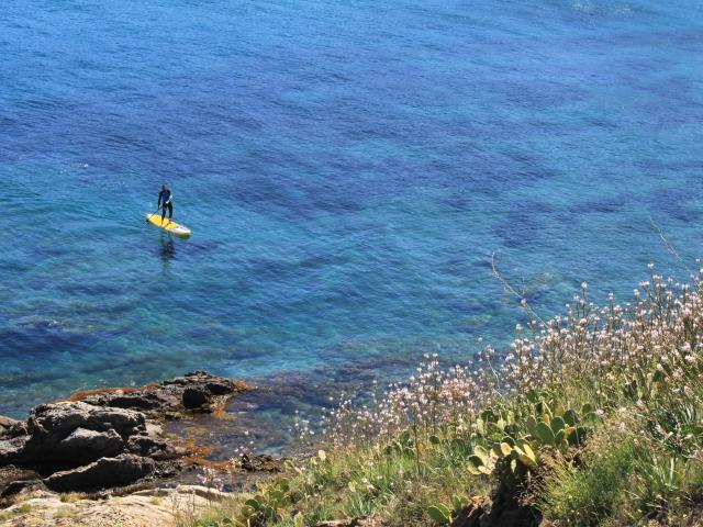 Sentier Littoral Mer Méditerranée Paddle Optimist (4)