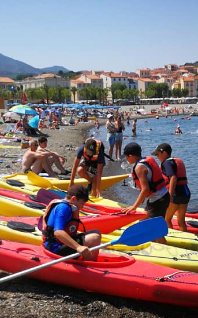 Vacances Enfants Pij Kayak Enfance jeunesse