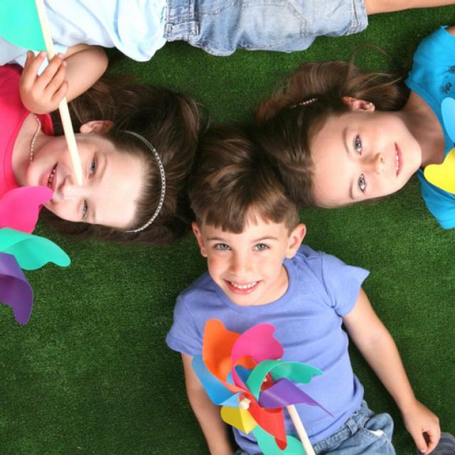 Vacances Enfants Printemps