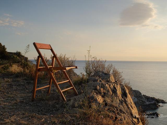 Mer Méditerranée Douceur Tranquilité Horizon