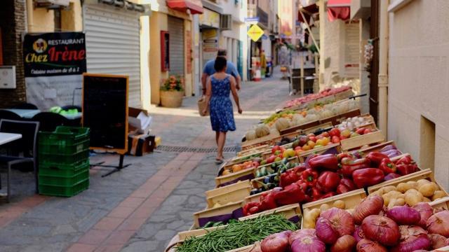 Rue St Pierre Fruits Légumes Marché