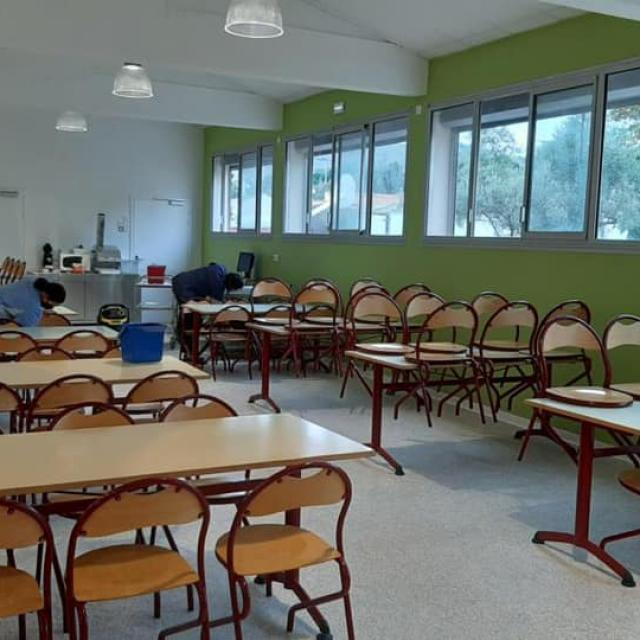 Cantine scolaire Banyuls-sur-Mer