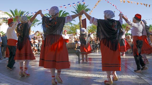 Festival Sardane Aout
