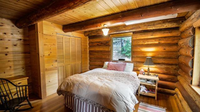 Log Home 2225414 1920