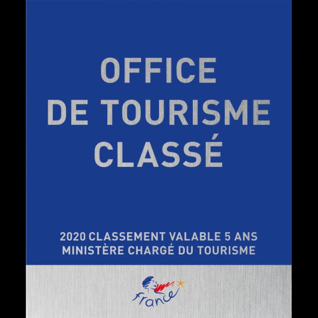 Logo Office De Tourisme Classe