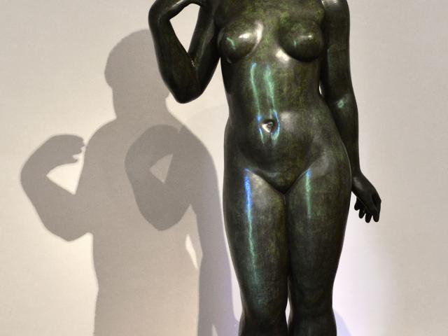 statue maillol musee