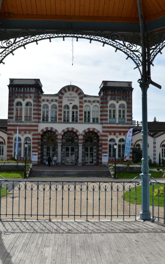 Etablissement Thermal à Salies-de-Béarn