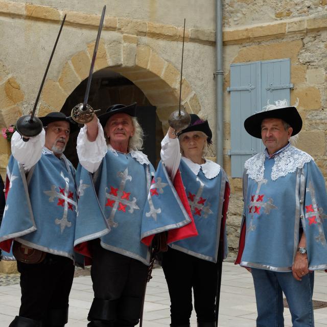 Mousquetaires Arsenal Navarrenx