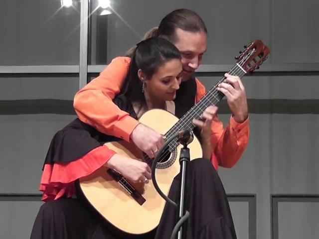 Anabelle Montesinos & Marco Tamayo