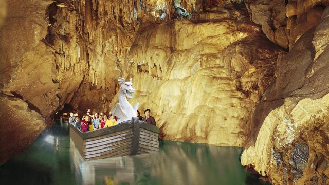 Grottes De Bétrarram