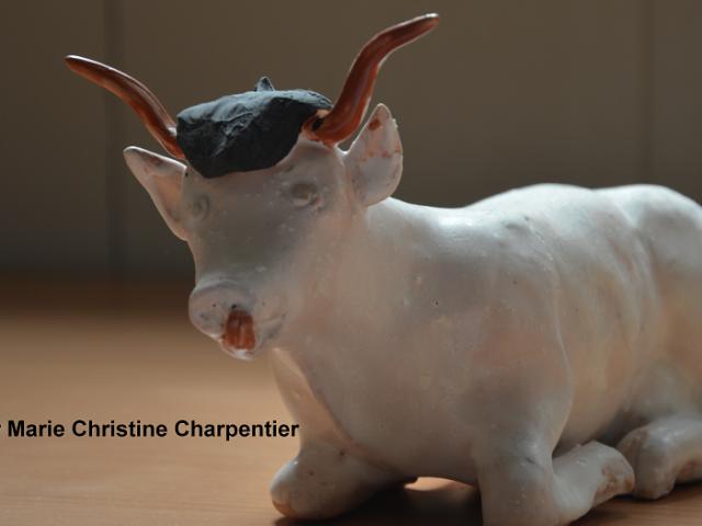 Art Vache Concours Sculpture