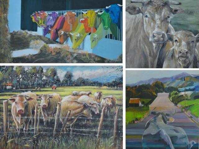 Concours Art Vache