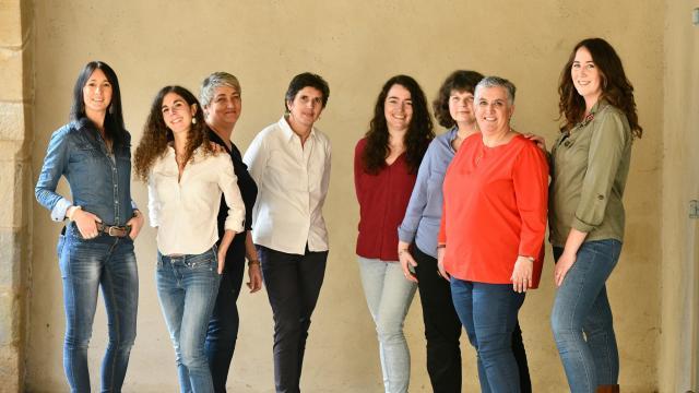 L'équipe De L'office De Tourisme Du Béarn Des Gaves