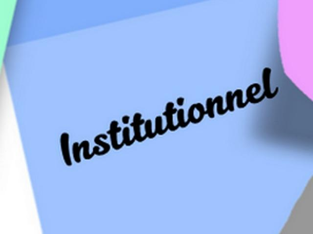 Institutionnel