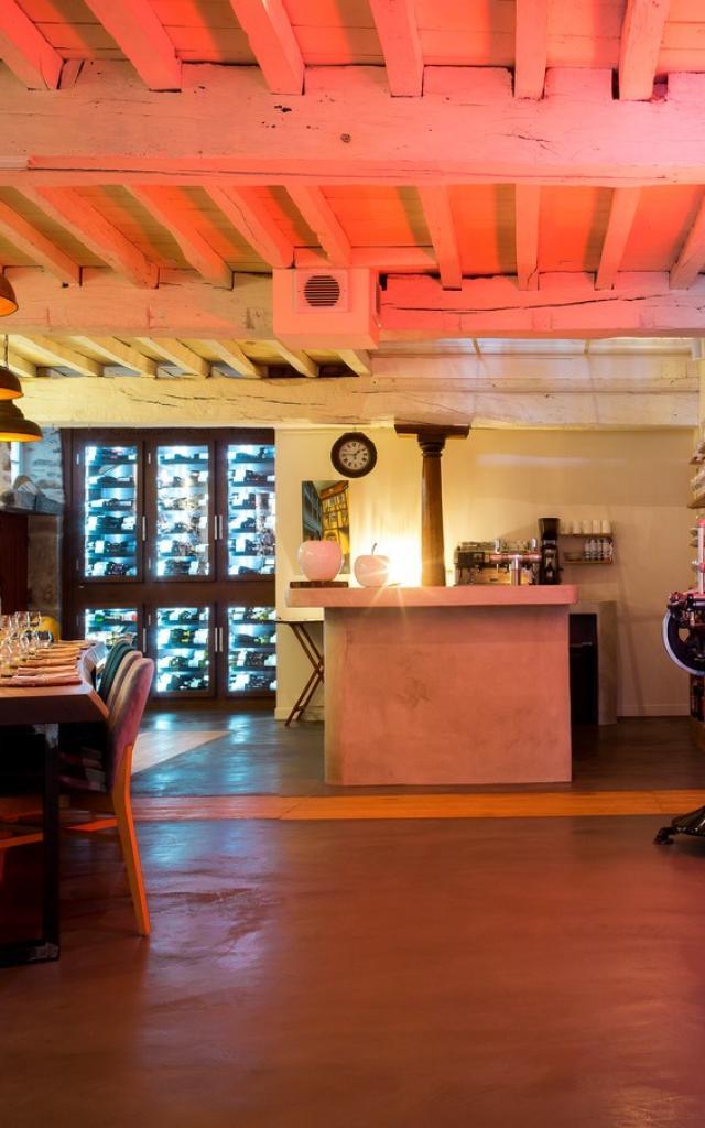 Restaurant Des Voisins 2018.11.26 1 Panorama